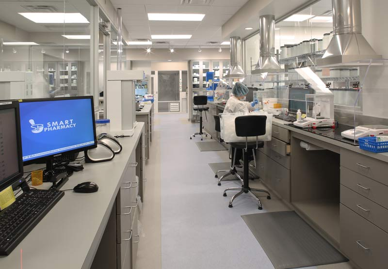 Smart Pharmacy Compounding Lab