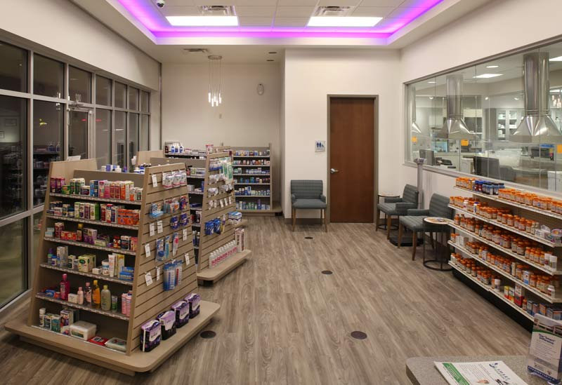 Smart Pharmacy customer area